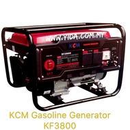 KCM KF3800 3100WATT GASOLINE GENERATOR (4 STROKE ENGINE)
