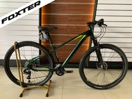 FOXTER FT-4.2 LINCOLN 2020 29er Hydraulic Brakes AUTHENTIC Mountain Bike MTB Green