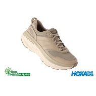 【HOKA ONE ONE】 新品| Bondi L 男鞋 休閒鞋 沙丘黃/牛津卡其