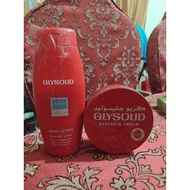 Glysolid Cream 80ml and Lotion