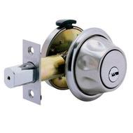 加安牌 D567 D577 D587 雙重防盜安全 外轉上鎖式 輔助鎖 附暗閂(空轉防盜設計 補助鎖 卡霸鑰匙)