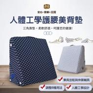 【日本藤田】[Comfit] 5in1 人體工學美姿靠墊 / 護腰美背墊