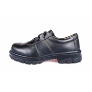 KPR Safety Shoes Black k-800 (low cut 3 Eyelets lace up) *FREE SHIPPING BY QXPRESS*