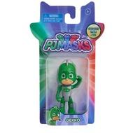正版  PJ Masks  睡衣小飛俠 睡衣小英雄(小小蒙面俠) 二代 GEKKO  3吋可動人偶玩具