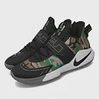 Nike 籃球鞋 Ambassador XII 男鞋 BQ5436-004 26.5cm BLACK/GREEN