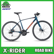 stock Giant Escape 2 bicycle leisure sports fitness adult male 21 speed bicycle flat handed road bike