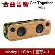 Marley Get Together Mini 叢林綠 藍牙喇叭 經典木質喇叭 高清完美音質 | 金曲音響