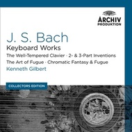 J.S. Bach : Keyboard Works (Collectors Edition)