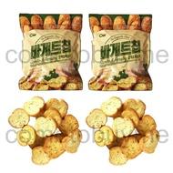 韓國CW 大蒜麵包餅乾 奶油法國麵包餅乾 大蒜麵包 大蒜奶油法國麵包餅乾 麵包餅乾 大蒜餅乾 餅乾