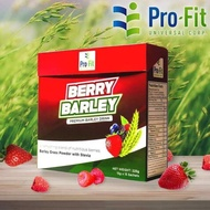 Profit Berry Barley - Original Premium Barley Drink Barley Grass Powder with Stevia natural immune system booster, helps fight against viruses and bacterias,Helps improve blood sugar