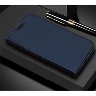 เคส Huawei Nova 5T 5 Pro 5i 4 3 3e 3i 2i Flip Cover Case Faux Leather With Card Pocket Soft Silicone TPU เคสฝาพับ