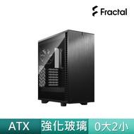 【Fractal Design】Define 7 Compact Black TG Dark Tint