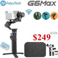FeiyuTech Feiyu G6 Max 3-Axis Handheld Gimbal Stabilizerสำหรับกล้องMirrorlessกระเป๋ากล้องGoPro Hero 7 6 5สมาร์ทโฟน
