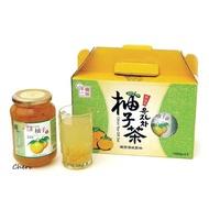 BLANC_COSTCO 好市多 韓味不二 生黃金柚子茶 水果茶飲 1公斤*2入/組