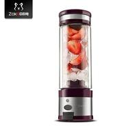 電動榨汁機迷你便攜USB充電式玻璃小型炸果汁機榨汁杯   遇見生活