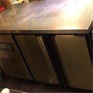 瑞興牌 四尺工作臺冰箱 冷藏冷凍兩用 德國壓縮機 臥式冰箱