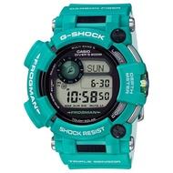 【春麗時間】CASIO G-SHOCK 電波蛙王 翡翠綠 GWF-D1000MB-3