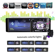1 Din Car MP5 Player Car Radio Auto Audio Stereo FM Bluetooth 2.0 USB/SD AUX-in