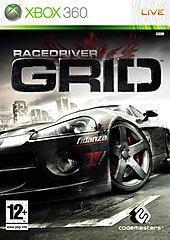 【無現貨】*衝評價*XBOX360遊戲軟體@全新@X360 極速房車賽:街頭賽車 Race Driver : GRID(XBOX360遊戲)~~【電玩國度】~~