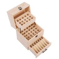 多特瑞三層精油木盒doTERRA高檔精油收納盒59格5ML15ML