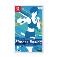 任天堂 Switch NS遊戲 Fit Boxing健身拳擊 中文 現貨即發