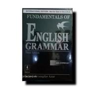 Fundamentals Of English Grammar Betty Azar