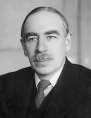 The General Theory of Employment, Interest and Money (Illustrated and Bundled with An Essay on the Principle of Population) John Keynes