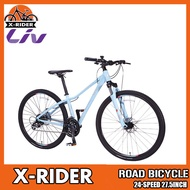 ✨Spot Express✨ Giant Liv Rove Bicycle 3 DD Low Crossover Bike Women's Cycling Variable Speed Adult Mountain Bike