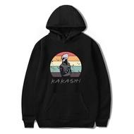 Hoodies Sweatshirts Naruto Hoodie Kakashi Anime Hoodie