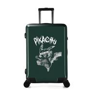 กระเป๋าเดินทางนักเรียนมืดชาย24นิ้วการ์ตูนกระเป๋าเดินทางล้อสากลหญิง26องค์ประกอบที่สอง20-กล่องกินนอนขนาดนิ้ว