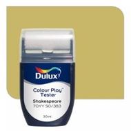 สีขนาดทดลอง Dulux Colour Play™ Tester - Shakespeare 70YY 50/383