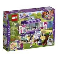 《iBuy限時特價》美國直購 LEGO Friends 41332 艾瑪的藝術小舖