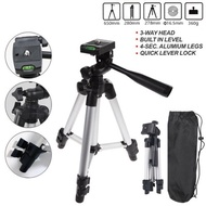 KIDNIU Universal Portable Tripod Aluminum Phone Tripod &amp  Bag for iPhone Samsung Cell Phone Compa