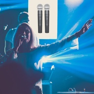 Professional Wireless Microphone System Stage Performances Wireless Microphone