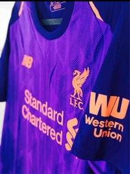18/19 Liverpool Away Football Jersey