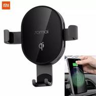 Xiaomi 70mai Qi Car Charger 10W Car Bracket Intelligent Sensor Fast 70 mai Car Charger Phone Holder for Car Auto