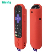 Widefig💕Silicone Protective Cover for Roku Ultra with Power Button Enhance Remote Cover