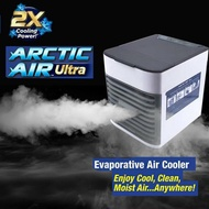 【Air Cooler Arctic】2020 Upgrade USB Mini Portable Aircon  Air Conditioner Standing Fan Desk Light Purifier Humidifier