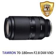 【Tamron】A056 70-180mm F2.8 DiIII VXD 望遠變焦(平行輸入)
