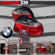 台灣SONAR製 BMW E39 1995-2000 LED尾燈 外銷精品 led尾燈