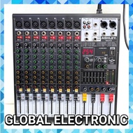 MIXER ASHLEY MDX8 MIXER ASHLEY 8 CHANNEL BISA SOUDCARD