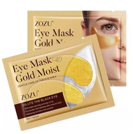 พร้อมส่ง มาร์คตาแผ่นทองคำ Eye Mask Gold Nourish สูตรคอลลาเจนทองคำ ลดริ้วรอย รอยตีนกา ลดถุงใต้ตา-6572