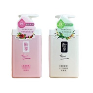 酚享洗面乳 清爽潔淨 保濕彈潤  95%源自於植物 壓頭洗面乳 大容量洗面乳