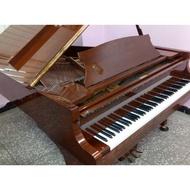 KAWAI河合平台式演奏鋼琴 中古琴 二手鋼琴 特殊鋼烤亮面原木色鋼琴