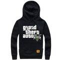 GTA5 衣服 周邊 衛衣 外套 長袖 套頭 加絨 游戲 PS3