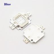 12V - 15V 10W พลังงานสูงแบบบูรณาการ LED ที่วางแผงหลอดไฟหลอดไฟ SMD สำหรับ DIY จุดไฟสว่างจ้าแสงสีขาว/อุ่นสีขาว/สีแดง/สีเขียว/สีฟ้า/สีเหลือง