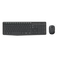 羅技 無線鍵盤滑鼠組 / 組 MK235