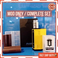 ♦315W IJOY MAXO QUAD 18650 TC BOX MOD (MOD ONLY / COMPLETE SET WITH RANDOM RDA) LEGIT