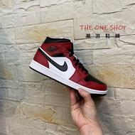 Air Jordan 1 Mid Chicago Black Toe 芝加哥黑頭 黑腳趾 AJ1 554724-069