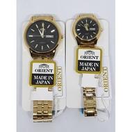 ORIENT Couple watch set Japan 02